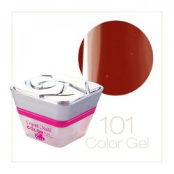 Crystal Nails - Color Gel - 101 (5ml)