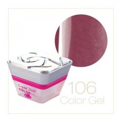 Crystal Nails - Color Gel - 106 (5ml)