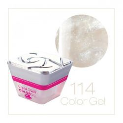 Crystal Nails - Color Gel - 114 (5ml)