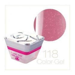 Crystal Nails - Color Gel - 118 (5ml)