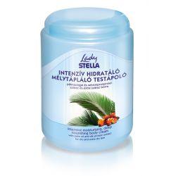 Lady Stella - Crema de Corp Hidratata, nutritiva intensiva cu ulei de palmier (1000ml)