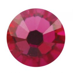 Crystal Nails - Ornament pentru telefon mobil cu cristale (SS30 - PINK)