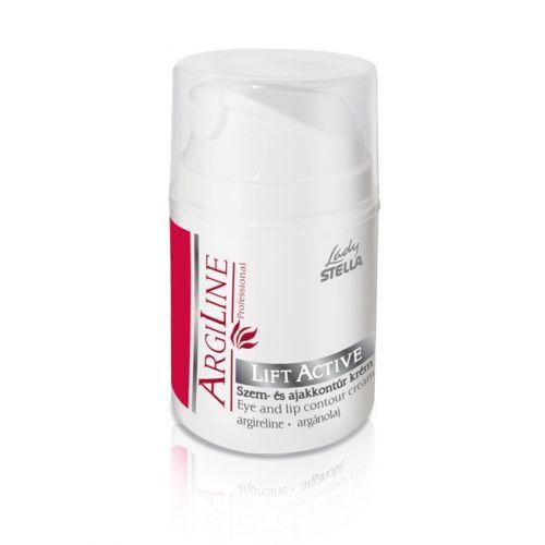 Argiline Lift Active - Crema Antirid pentru Conturul Ochilor si Buzelor cu Efect de Botox (40ml)