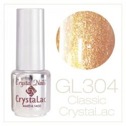 Crystal Nails - CrystaLac - GL304 Brilliant Bronze (4ml)