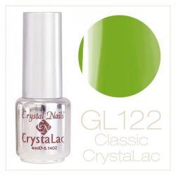 Crystal Nails - CrystaLac Neon GL122 - Mar verde (4ml)