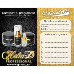 Card de programare Helia D Professional (20buc)