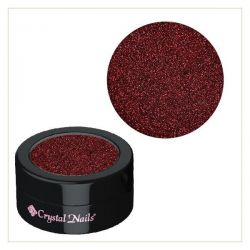 Crystal Nails - Glitter Small - 50 Claret
