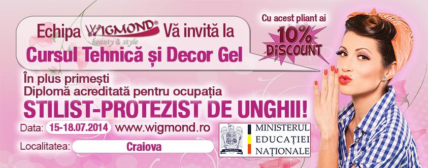 Curs de Craiova 18-21 iulie 2014
