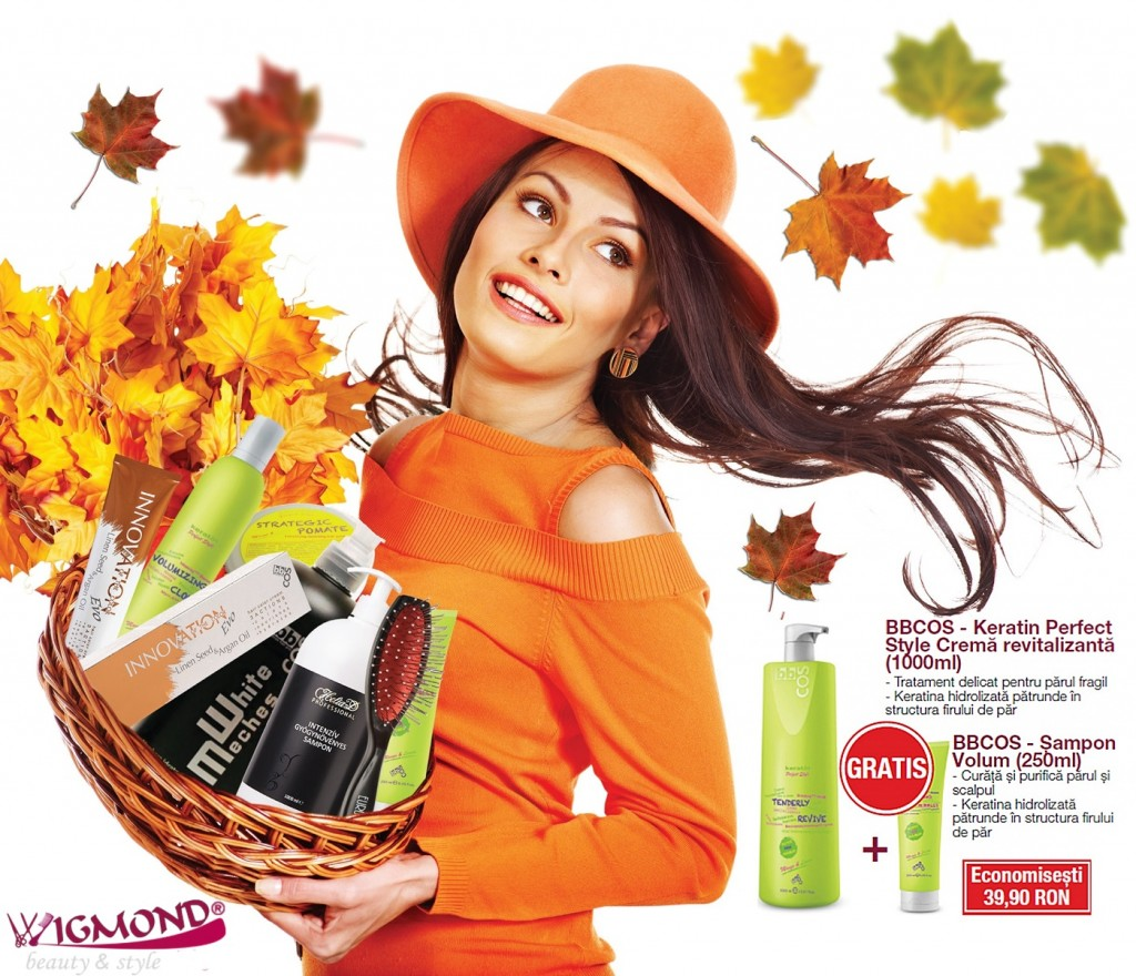 Crema Revitalizanta - Tenderly Revive Keratine Perfect Style by BBCos Hair PRO