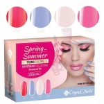 Spring Summer Trend CrystaLac Kit