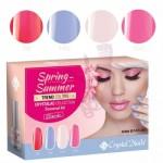Spring Summer Trend CrystaLac Kit