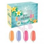 Hello Holiday - CrystaLac Kit