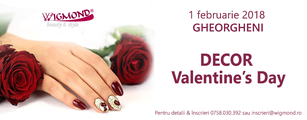 decor valentines day GHEORGHENI
