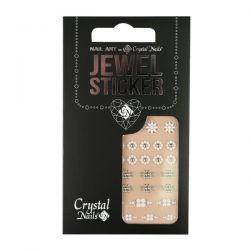 Crystal Nails - Jewel Sticker (abtibild cu strasuri) - 5