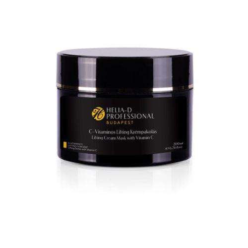 Helia-D Professional - Masca Antirid si pentru Fermitate cu Vitamina C (200ml)