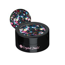 Crystal Nails - NailFetti - Paiete 8