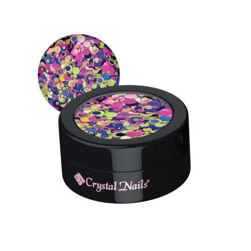 Crystal Nails - NailFetti - Paiete 5