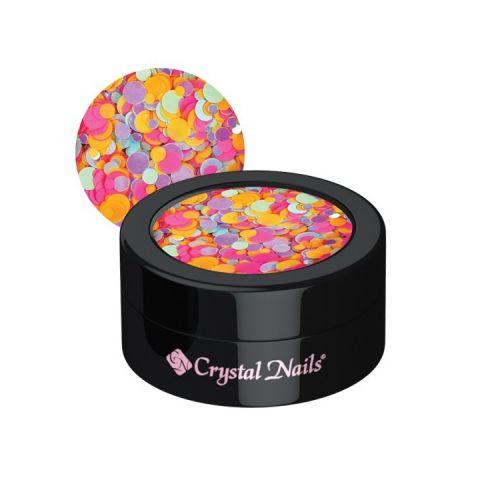 Crystal Nails - NailFetti - Paiete 4