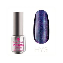 Crystal Nails - HyperNova CrystaLac - HY3 (4ml)