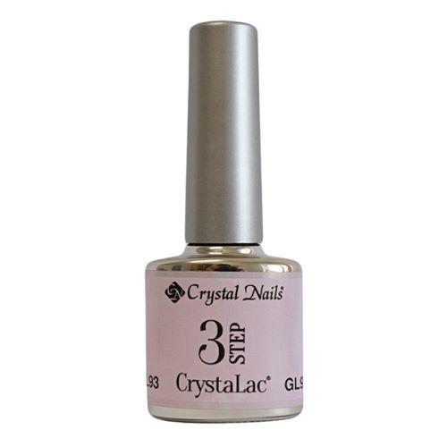 Crystal Nails - CrystaLac - GL93 (8ml)