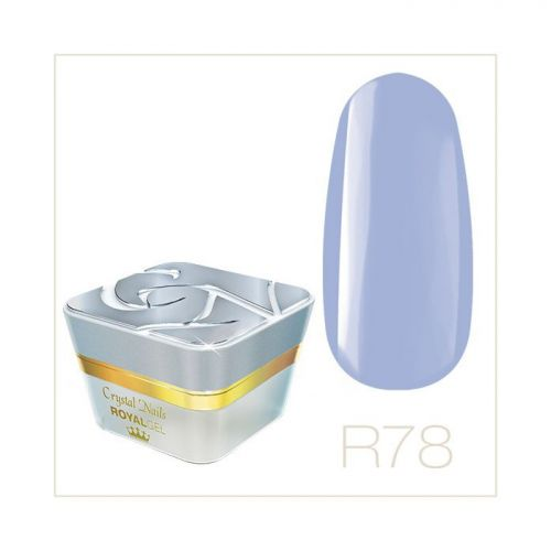 Crystal Nails - Royal Gel - R78 (4,5ml)