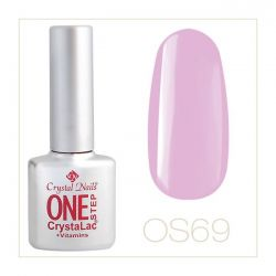 Crystal Nails - One Step CrystaLac - 69 (8ml)