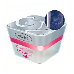 Crystal Nails - Camea Color Gel - 3 (3ml)