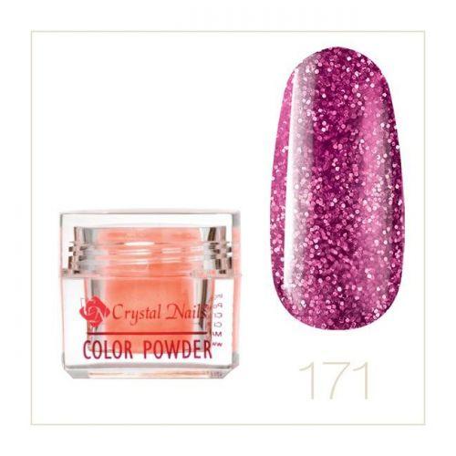 Crystal Nails - Praf acrylic colorat - 171 (7g)