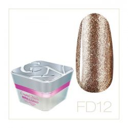 Crystal Nails - Color Gel Full Diamond - FD12 (5ml)
