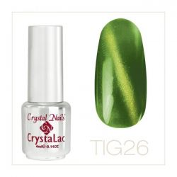 Crystal Nails - Tiger Eye CrystaLac - tig 26 (4ml)