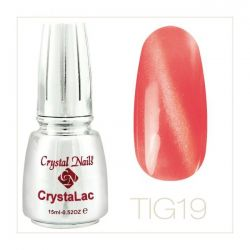 Crystal Nails - Tiger Eye CrystaLac - tig 19 (15ml)