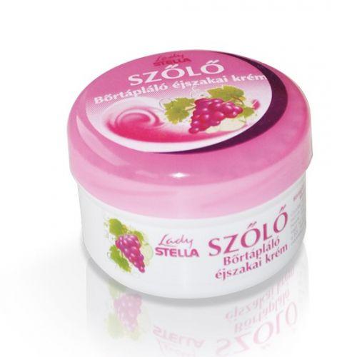 Lady Stella Struguri - Crema de Noapte Nutritiva cu Extract de Samburi de Struguri (100ml)