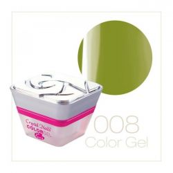 Crystal Nails - Color Gel - 008 (5ml)