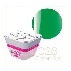 Crystal Nails - Color Gel - 026 (5ml)