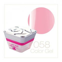 Crystal Nails - Color Gel - 058 (5ml)