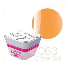 Crystal Nails - Color Gel - 063 (5ml)