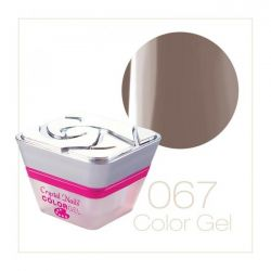 Crystal Nails - Color Gel - 067 (5ml)