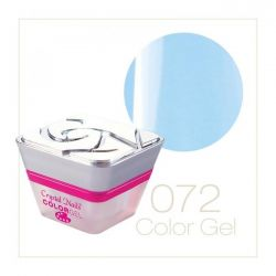 Crystal Nails - Color Gel - 072 (5ml)