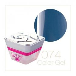 Crystal Nails - Color Gel - 074 (5ml)