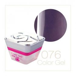 Crystal Nails - Color Gel - 076 (5ml)