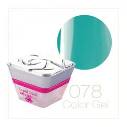 Crystal Nails - Color Gel - 078 (5ml)