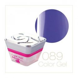 Crystal Nails - Color Gel - 089 (5ml)