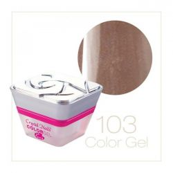 Crystal Nails - Color Gel - 103 (5ml)