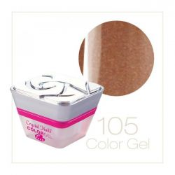 Crystal Nails - Color Gel - 105 (5ml)