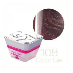 Crystal Nails - Color Gel - 108 (5ml)