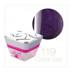Crystal Nails - Color Gel - 119 (5ml)