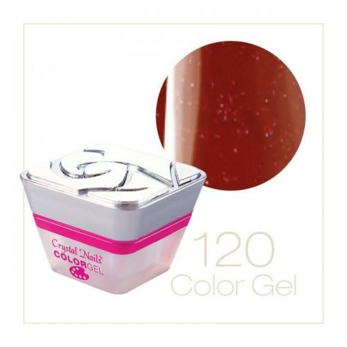 Crystal Nails - Color Gel - 120 (5ml)