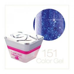 Crystal Nails - Color Gel - 151 (5ml)