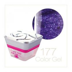 Crystal Nails - Color Gel - 177 (5ml)