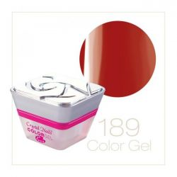 Crystal Nails - Color Gel - 189 (5ml)
